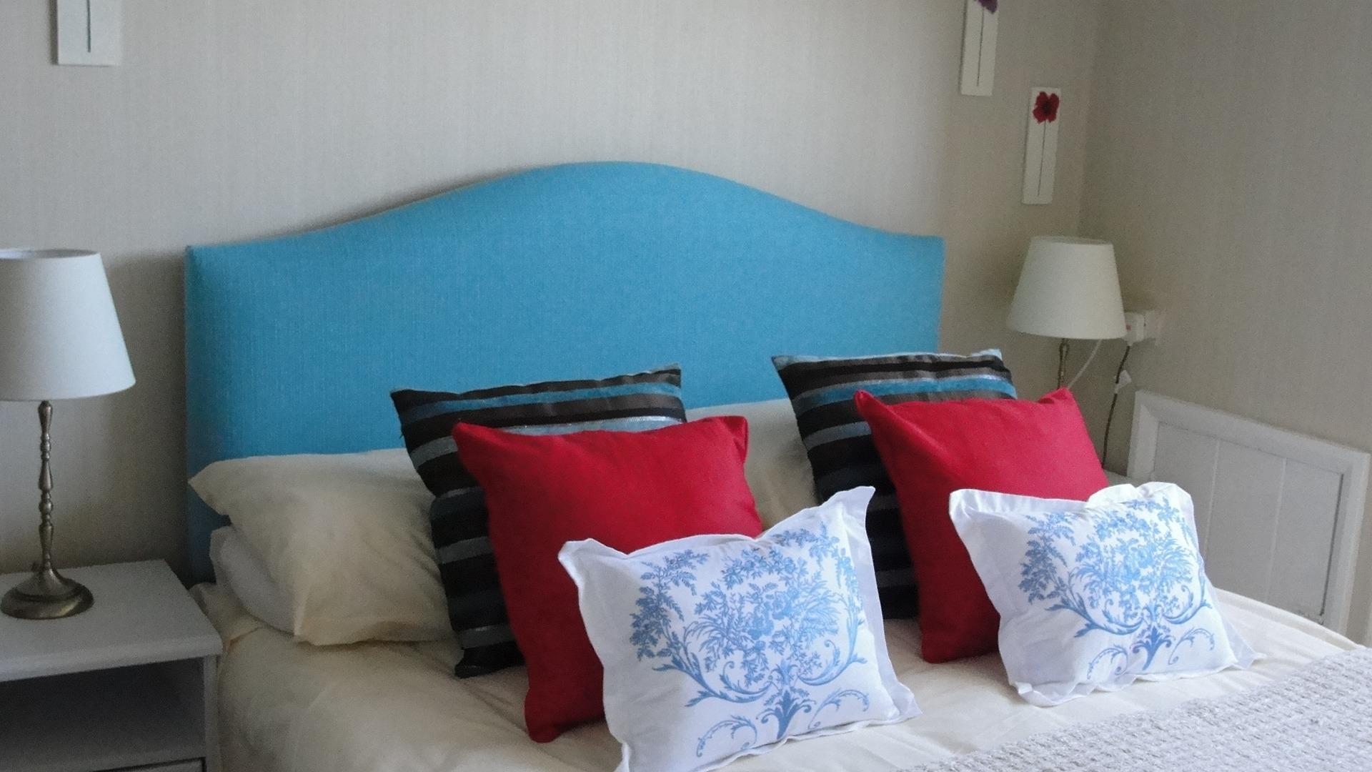 chalet studio flat second double room