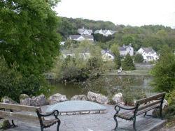 Grange duck pond