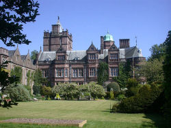 Holker house and gardens visitor attraction